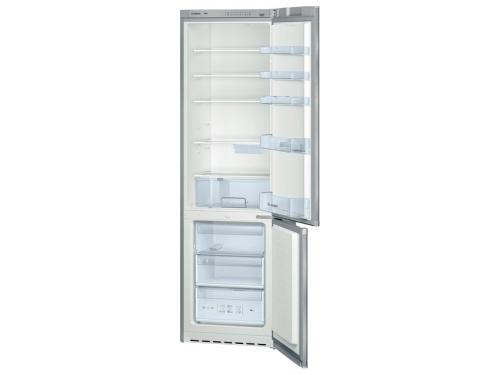 Холодильник Bosch KGV39VL13R нержавеющая сталь, вид 1