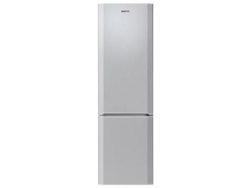 Холодильник Beko CN 333100 S серебристый, вид 1