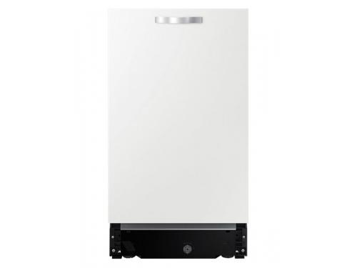 Посудомоечная машина Samsung DW50H4030BB/WT, белая с чёрным, вид 1