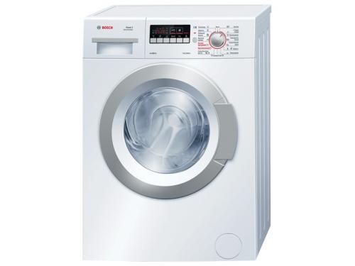 Стиральная машина Bosch Maxx5 VarioPerfect WLG20240OE, узкая, загрузка до 5 кг, белая, вид 1