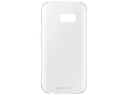 Samsung Galaxy A3 (2017) Clear Cover, прозрачный