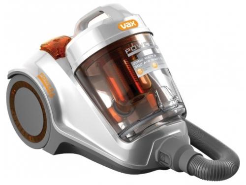 Пылесос Vax C89-P6N-H-E, серый/ оранжевый, вид 1