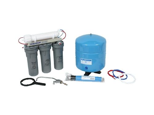Фильтр для воды Аквафор ОСМО 50 исполнение 5 (накопительный), вид 1
