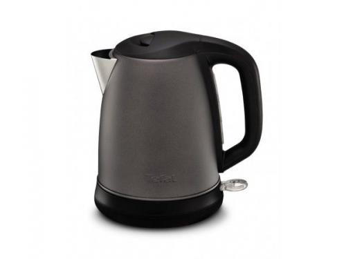 Чайник электрический Tefal KI270930 , серый, вид 1