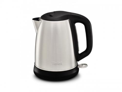 Чайник электрический Tefal KI270D30, серебристый, вид 1