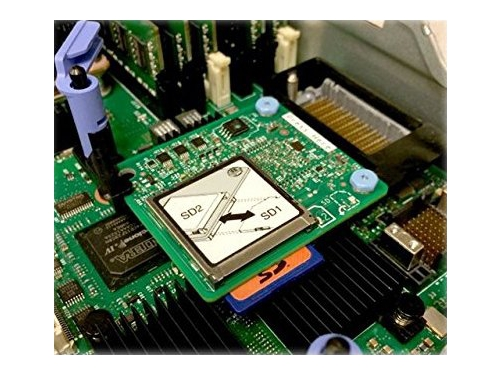 Контроллер Lenovo IBM SD Media Adapter with 2 Blank SD Media for System x (00ML706), вид 1
