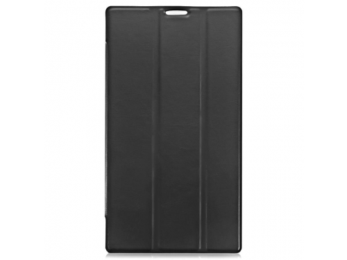 Чехол для планшета ProShield slim case P-P-LT3730X, для Lenovo Tab 3 730X, чёрный, вид 1