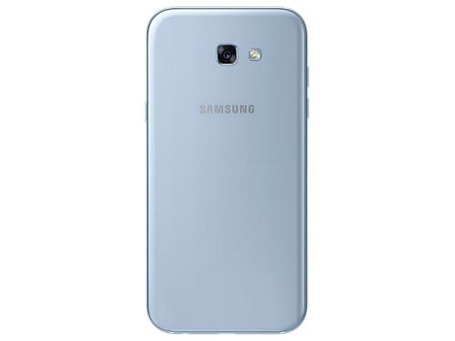 Смартфон Samsung Galaxy A7 (2017) SM-A720F, голубой, вид 2