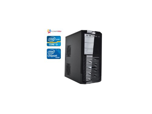 Системный блок CompYou Office PC W170 (CY.506066.W170), вид 1
