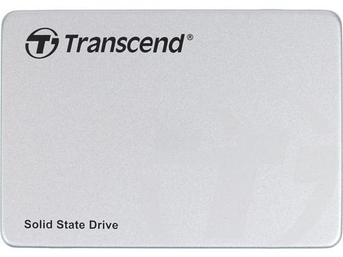 Жесткий диск Transcend TS128GSSD370S, 128Gb (SSD, SATA3), 7 мм, вид 1