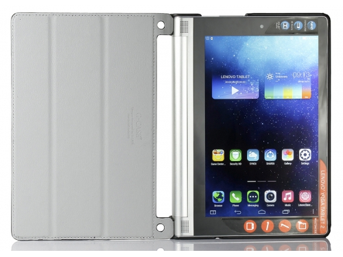 Чехол для планшета G-Case Slim Premium для Lenovo Yoga Tablet 2 8.0, металлик, вид 5