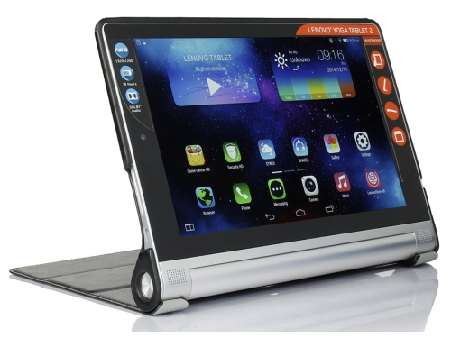Чехол для планшета G-Case Slim Premium для Lenovo Yoga Tablet 2 8.0, металлик, вид 3