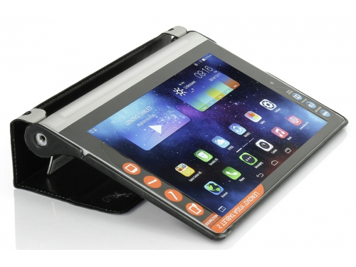 Чехол для планшета G-Case Slim Premium для Lenovo Yoga Tablet 2 8.0, металлик, вид 2