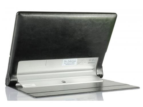 Чехол для планшета G-Case Slim Premium для Lenovo Yoga Tablet 2 10.1, чёрная кожа, вид 6