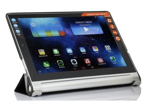 Чехол для планшета G-Case Slim Premium для Lenovo Yoga Tablet 2 10.1, металик, кожа, вид 3