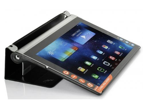Чехол для планшета G-Case Slim Premium для Lenovo Yoga Tablet 2 10.1, металик, кожа, вид 5