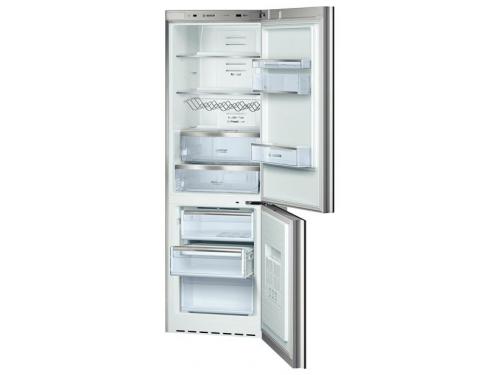 Холодильник Bosch KGN36S55RU, красный, вид 2