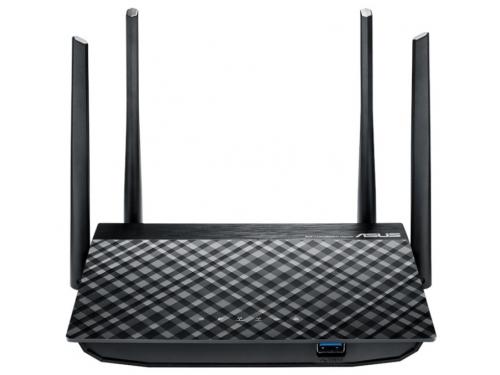Роутер Wi-Fi Asus RT-AC58U (802.11ac), вид 2