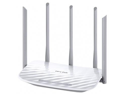 Роутер Wi-Fi TP-Link Archer C60, белый, вид 1