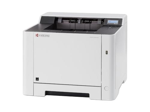 Принтер лазерный цветной Kyocera Ecosys P5021cdn (настольный), вид 1
