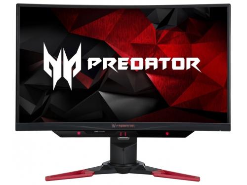 Монитор Acer Predator Z271Tbmiphzx, черный, вид 2