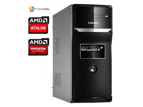 Системный блок CompYou Home PC H555 (CY.523411.H555), вид 1