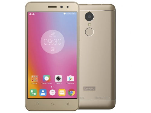 Смартфон Lenovo K6 Power (K33A42), LTE, золотистый, вид 1