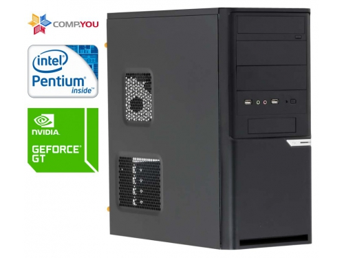 Системный блок CompYou Home PC H577 (CY.562643.H577), вид 1