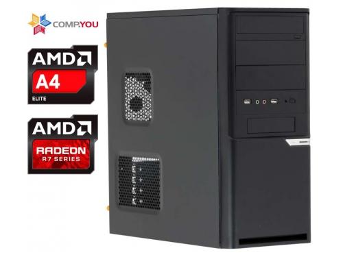 Системный блок CompYou Office PC W155 (CY.562415.W155), вид 1