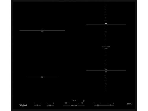 Варочная поверхность Whirlpool ACM 932 BA, черная, вид 1