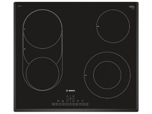 Варочная поверхность Bosch PKM651FP1, черная, вид 1