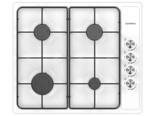 Варочная поверхность Darina T1 BGM341 11 W, белая, вид 1