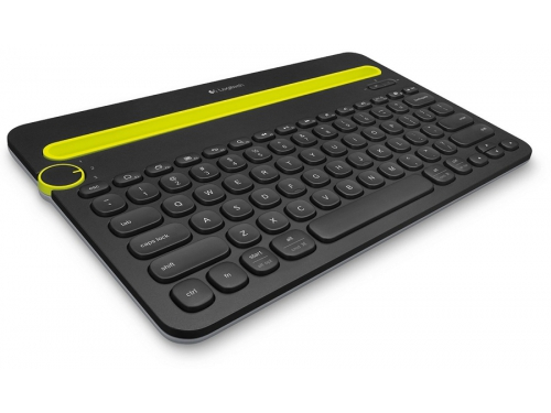 Клавиатура Logitech Multi-Device Keyboard K480 Bluetooth Black, вид 2