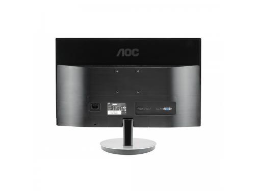 Монитор AOC i2269Vwm Black-Silver, вид 6