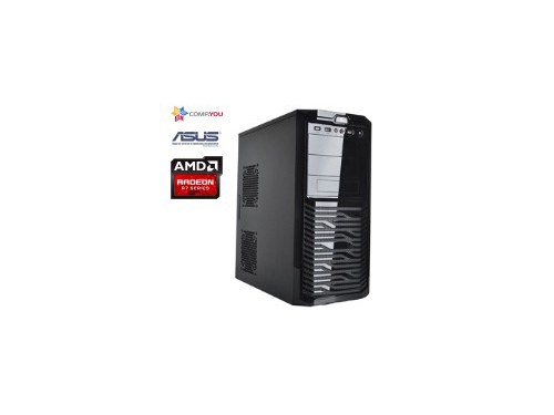 Системный блок CompYou Home PC H575 (CY.463616.H575), вид 1
