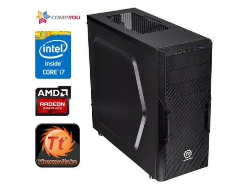 Системный блок CompYou Home PC H575 (CY.456140.H575), вид 1