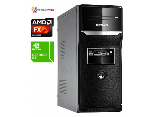 Системный блок CompYou Home PC H557 (CY.455395.H557), вид 1