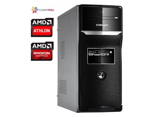 Системный блок CompYou Home PC H555 (CY.442321.H555), вид 1