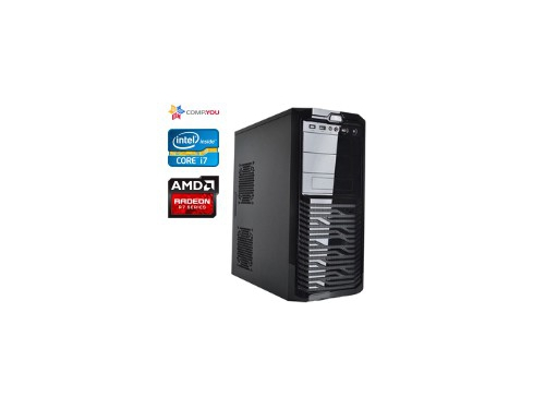 Системный блок CompYou Home PC H575 (CY.430180.H575), вид 1