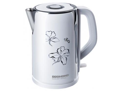 Чайник электрический Redmond RK-M131, белый, вид 1