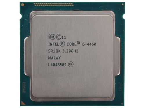 Процессор Intel Core i5-4460 Haswell (3200MHz, LGA1150, L3 6144Kb, Box), вид 3