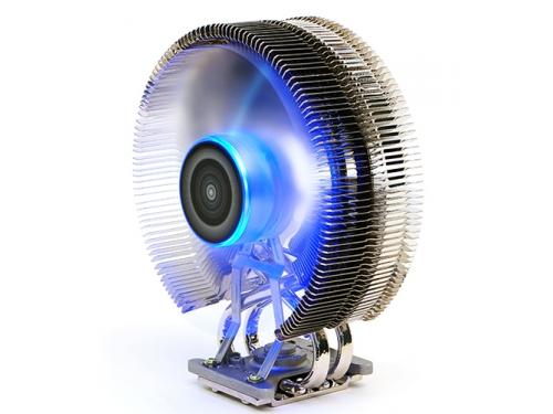 Кулер Zalman CNPS9800 MAX (синяя подсветка, 2011, 115x, 775, FMx, AMx), вид 1