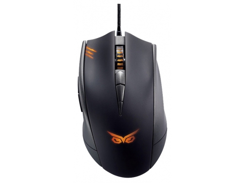 Мышка ASUS Strix Claw Black USB, вид 1