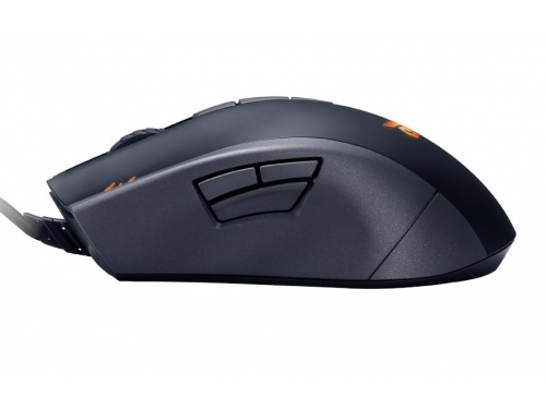 Мышка ASUS Strix Claw Black USB, вид 2