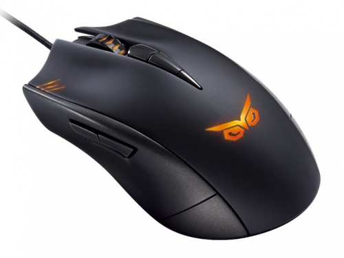 Мышка ASUS Strix Claw Black USB, вид 3