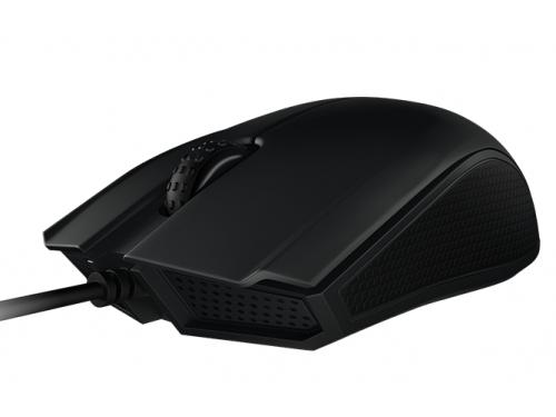 Мышка Razer Abyssus 2014, USB, чёрная, светодиодная, 3500dpi, 3 кнопки, вид 4