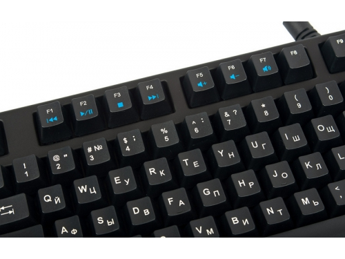 Клавиатура Tt eSPORTS by Thermaltake Mechanical Gaming keyboard MEKA G1 Black USB, вид 6
