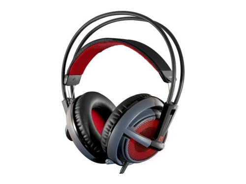 ��������� ��� �� SteelSeries Siberia V2 Dota 2 Edition Black, ��� 1