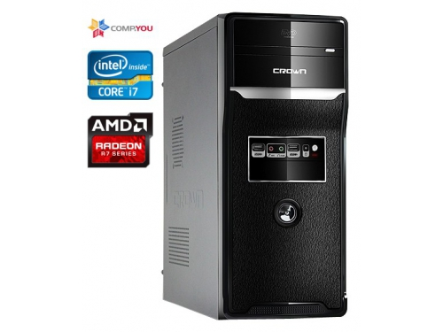 Системный блок CompYou Home PC H575 (CY.417839.H575), вид 1