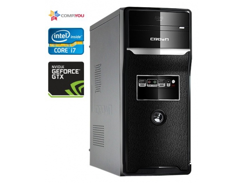 Системный блок CompYou Home PC H577 (CY.409162.H577), вид 1